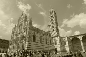 Duomo Di Sienna